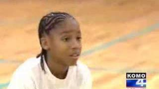 Amazing 11 year old athlete