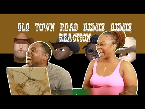 Lil Nas X & Billy Ray Cyrus Feat. Young Thug & Mason Ramsey Old Town Road Remix Reaction