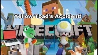 Plush VidZ: Yellow Toad's Accident