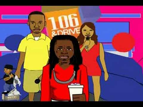 Lil Wayne on 106 and Drive Part 1 - BYOB ENT Video