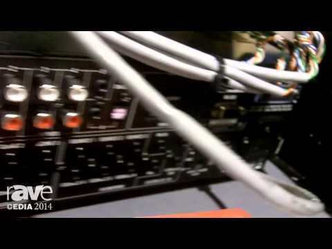 CEDIA 2014: Parts Express Shows Off DAX66 Audio Distributing System