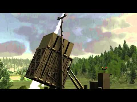 Iron Dome   How ISRAEL intercepts air to ground rockets from GAZA STRIP 1