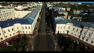 TimeLapse summer Tver. DJI Inspire 1. 4K  resolution.