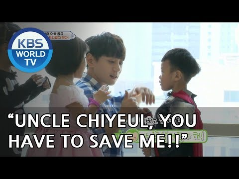 Hwang Chiyeul is here! [The Return of Superman/2018.06.03]