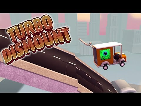 Turbo Dismount — Part 4 | JACK TRAFFIC JAM