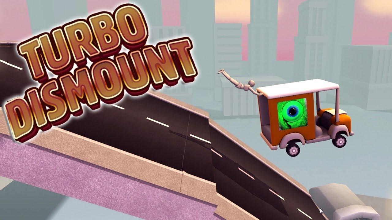 Turbo Dismount - Part 4 | JACK TRAFFIC JAM - YouTube