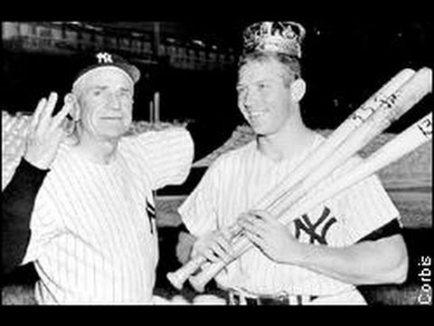 Mickey Mantle Documentary ESPN SportCentury