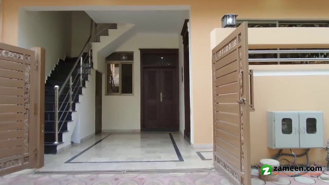 5 MARLA DOUBLE STOREY BRAND NEW HOUSE FOR SALE IN G-11 ISLAMABAD