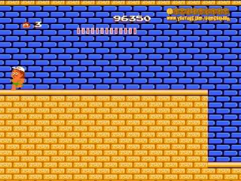[NES] Adventure Island by Stobczyk 2/7 (Longplay)