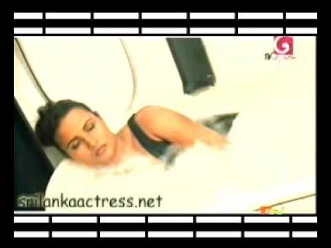 Sri Lanka Actress  Bikini Model Miss world  Rozan Dias Oile Massage and Bathing | part-3 |