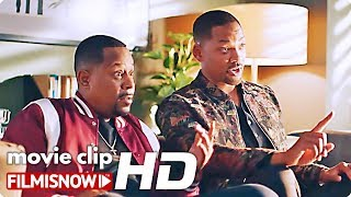 "BAD BOYS FOR LIFE ""Therapy"" Clip (2020) Will Smith, Martin Lawrence"
