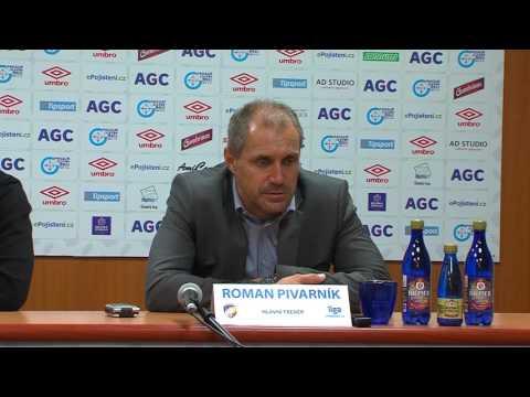 Tisková konference hostujícího celku po utkání Teplice - Plzeň (24.9.2016)