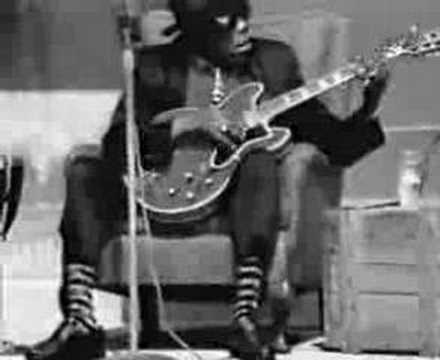 John Lee Hooker - One Bourbon One Scotch