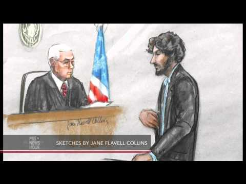 At Boston bombing sentencing, Tsarnaev apologizes and victims address their attacker