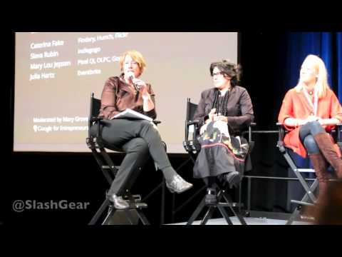 Mary Lou Jepson speaks on Engineering in Startup environments at Google I/O 2013