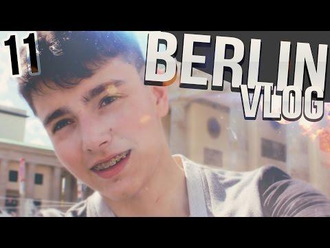 Co YouTuberzy robili w Berlinie? - vlog #11 - podróże /w skkf, Vertez, ŻiŻej [ENG SUBTITLES]