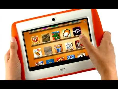 Introducing the Meep! Kid's Android Tablet