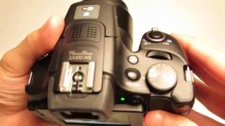 02. Setting up the Canon PowerShot SX60 HS for Photography