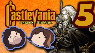 Castlevania Symphony of the Night: The Terminator - PART 5 - Game Grumps