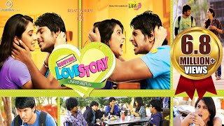 Download Routine Love Story (2016) Full Hindi Dubbed Movie | Sundeep Kishan, Regina Cassandra 3Gp Mp4
