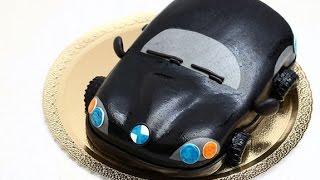 Как сделать торт машинку своими руками