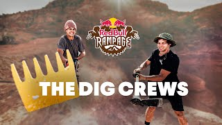 The Dig Crews at Red Bull Rampage w/ Brendan Fairclough, Carson Storch, Ethan Nell, Brett Rheeder