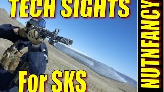 SKS Tech Sights: Hit Something!
