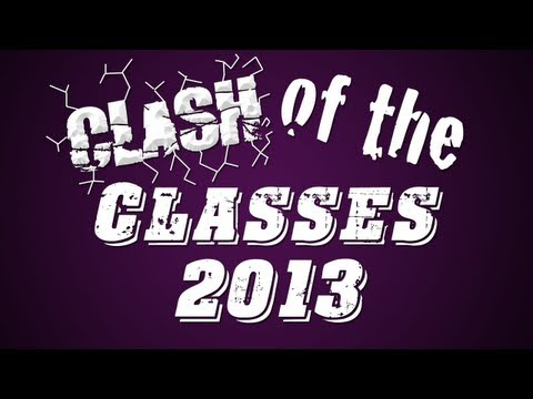 Clash of the Classes class videos (2013)