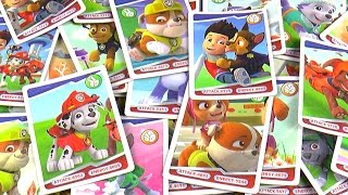 Paw Patrol Full Episode Nick jr Playing Cards Deck Card Game Щенячий Патруль