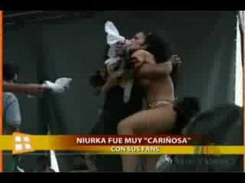 Niurka y sus bailes exoticos