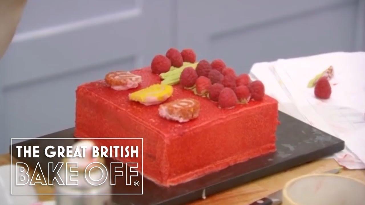 Great British Bake Off Hidden Design Cake