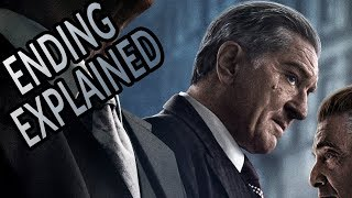 THE IRISHMAN Ending Explained! Real Life Mobsters and What Really Happened To Jimmy Hoffa?