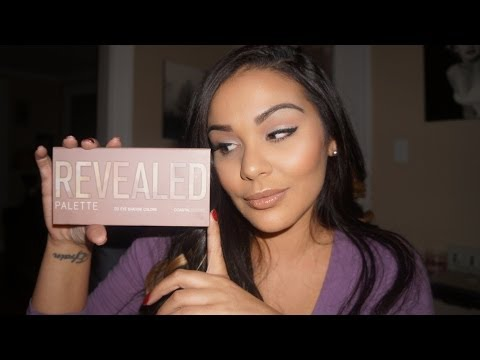 Coastal Scents Revealed Palette Reveiw