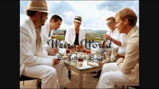 Watch Backstreet Boys Weird World video