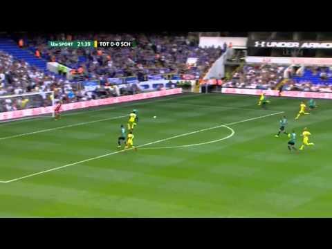 Erik Lamela vs Schalke 04 (H) (Pre Season 14-15) by TB7xcomps
