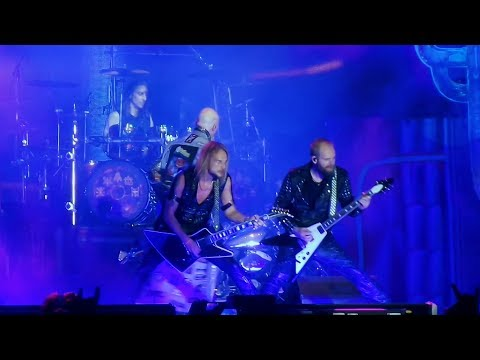 JUDAS PRIEST - LIVE - BUCHAREST 2018 (Full Show)