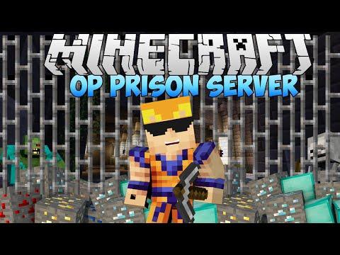 Minecraft : OP PRISON SERVER Review | SerenityCraft | [1.7.9][HD]