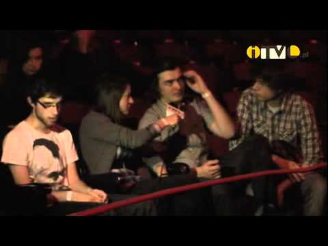 The Spouds On Electric Nights 2010 interview by ITVL 09.10.2010.flv