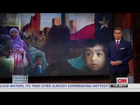 Stephen Klineberg on Fareed Zakaria's GPS - CNN