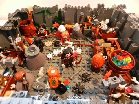 lego hulk vs lego cave troll - photo #17