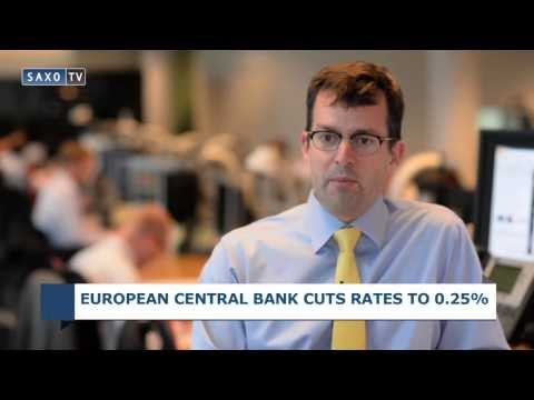 Hardy: Euro falls as ECB cuts rates  could fall further