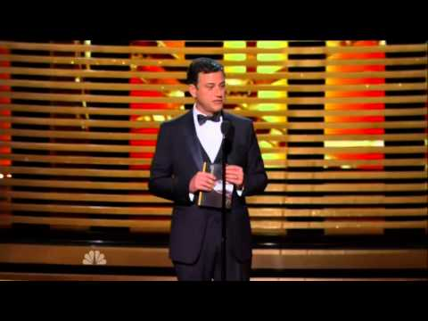 Kimmel Teases McConaughey at the Emmys