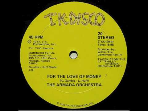The Armada Orchestra - For The Love Of Money