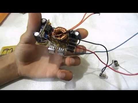 мини преобразователь напряжения с 12 на 27 вольт кто использует самое