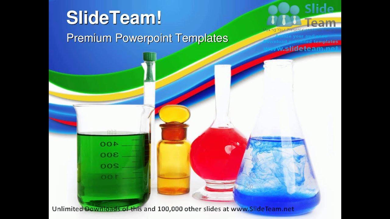 Science Fair Powerpoint Template