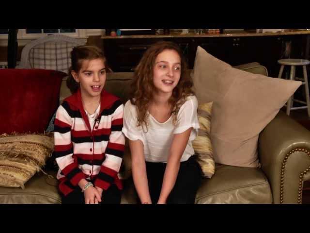 Kids Talk About Christmas Part 1