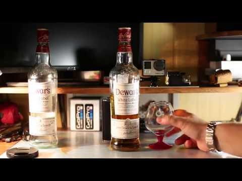 Виски Dewar's White Label ДЮАРС БЕЛАЯ ЭТИКЕТКА купажированный шотландский виски