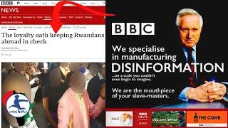 Nothing African About BBC Africa , Rwanda Propaganda, Racist British Prime Minister