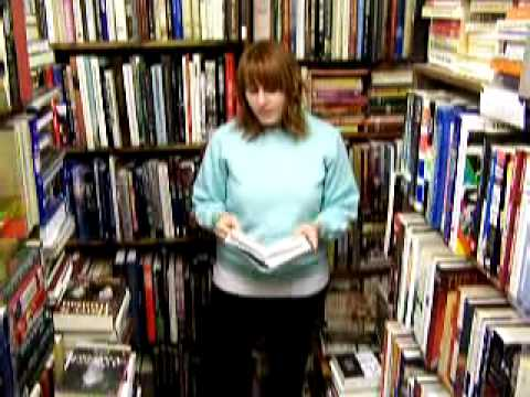 Stephanie Coen reads Diary of a Young Girl by Anne Frank at The Book House for Banned Books Week