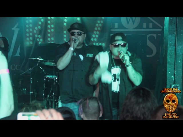 Rittz I4NI Bubba Sparxxx Jon Conner LeeLee Stylz Live at the Warehouse in Clarksville,TN